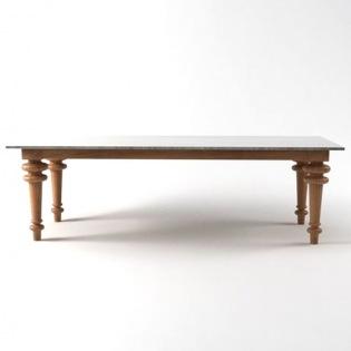 Gervasoni GRAY 33 Tisch 240x100