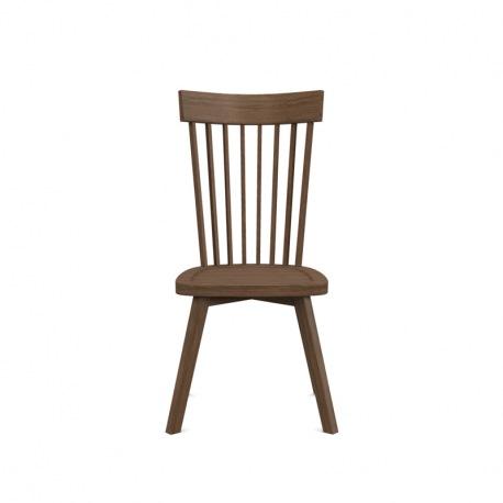 Gervasoni Gray 21 Stuhl Mit Hoher Ruckenlehne Nussbaum