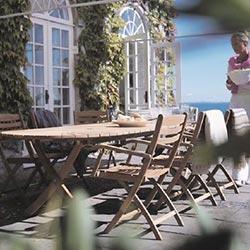 Skagerak - Outdoor Tische und Stühle