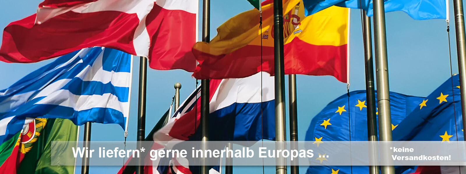 Branstores Lieferbedingungen für Europa
