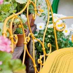 Fermob - farbenfrohe Gartenmöbel aus Frankreich