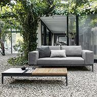 Gloster - exklusive Gartenmöbel online kaufen