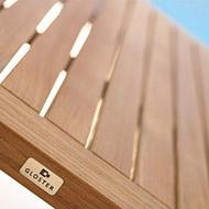 Gloster - hochwertige Materialien für Gartenmöbel