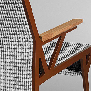 Zeilose Designer Gartenmöbel von Kettal