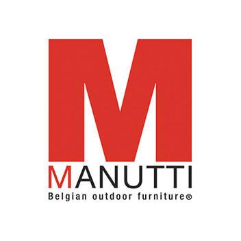 Manutti Outdoormöbel Firmenlogo