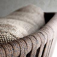 Tribù - hochwertige Materialien für Gartenmöbel