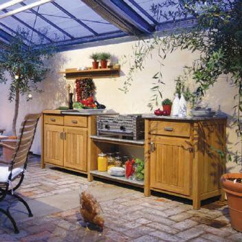 Weishäupl Outdoor Küche